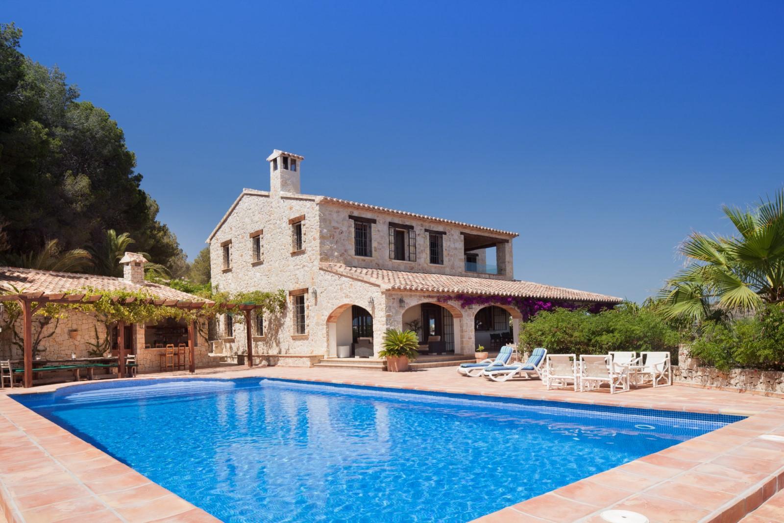5 Bedroom Finca / Country House in Benissa