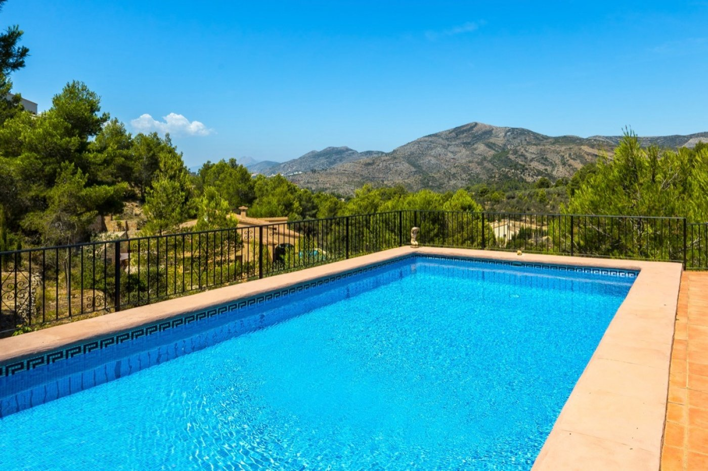 5 Bedroom Finca / Country House in Jalon