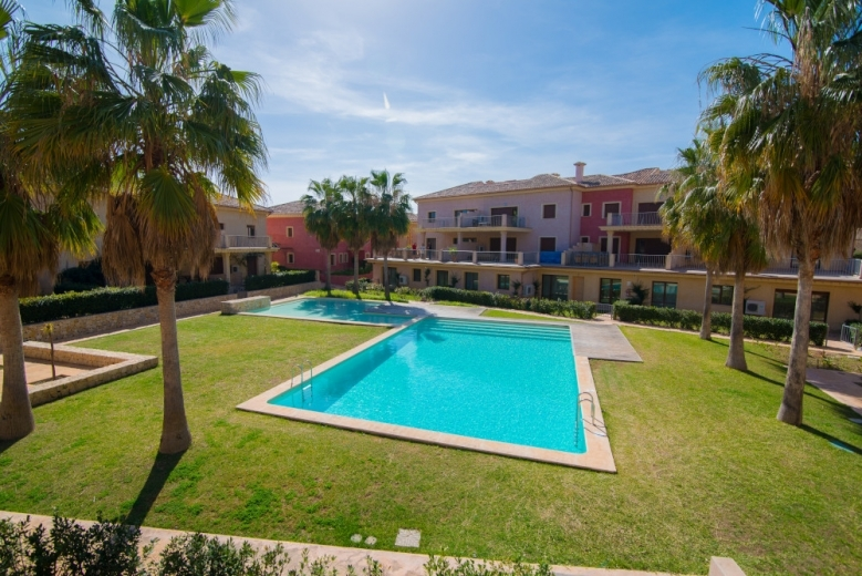 3 Bedroom Apartment in Benissa Costa