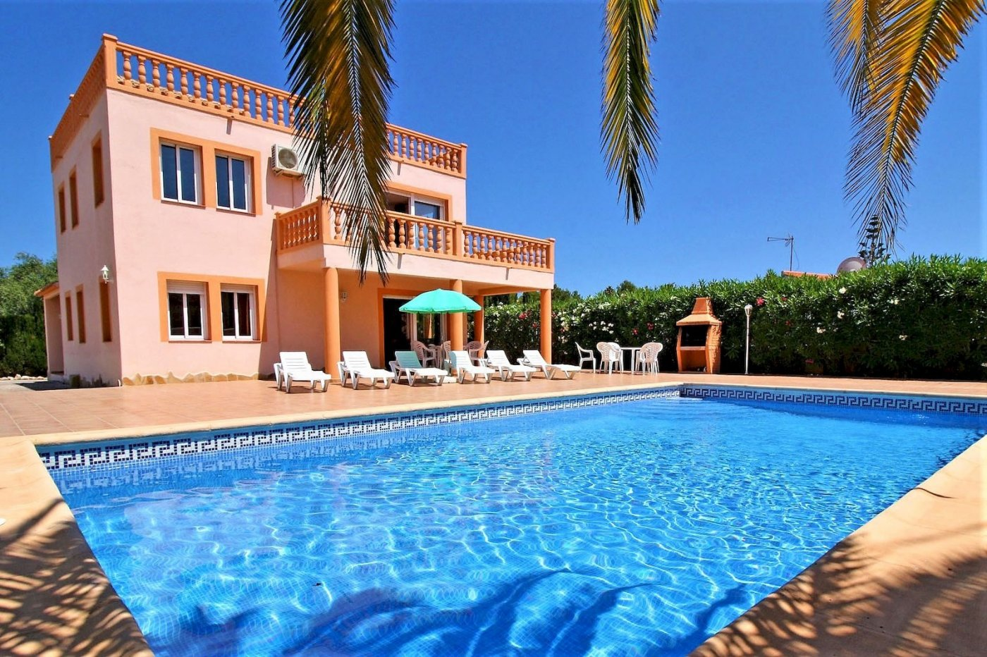 5 Bedroom Villa in Calpe