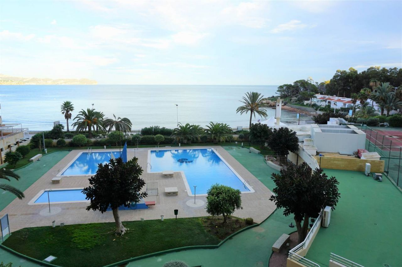 2 Bedroom Apartment in Calpe