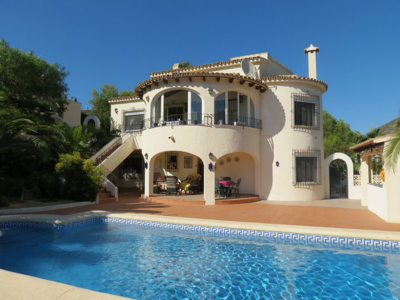 5 Bedroom Villa in Benitachell