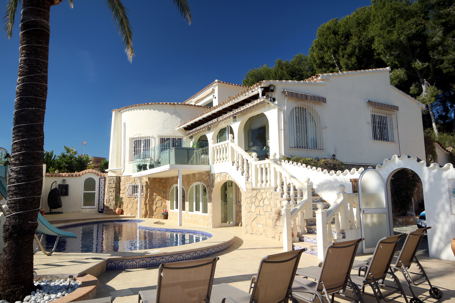 5 Bedroom Villa in Moraira