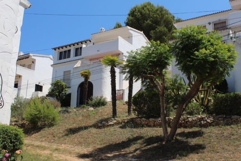 4 Bedroom Apartment in Moraira