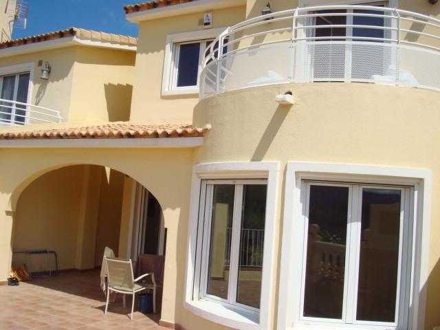3 Bedroom Villa in Gata de Gorgos