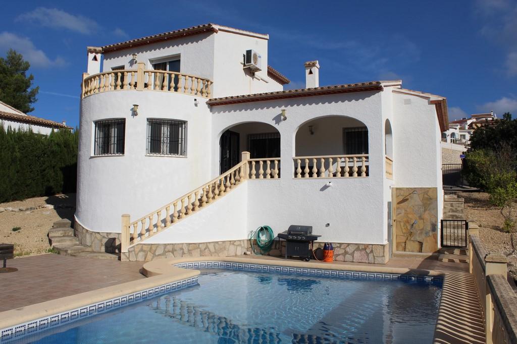 5 Bedroom Villa in Pedreguer