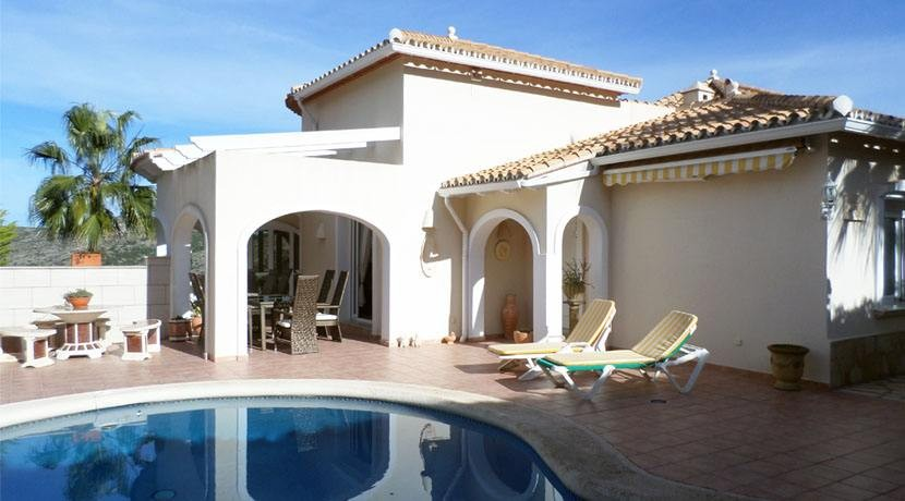 4 Bedroom Villa in La Sella