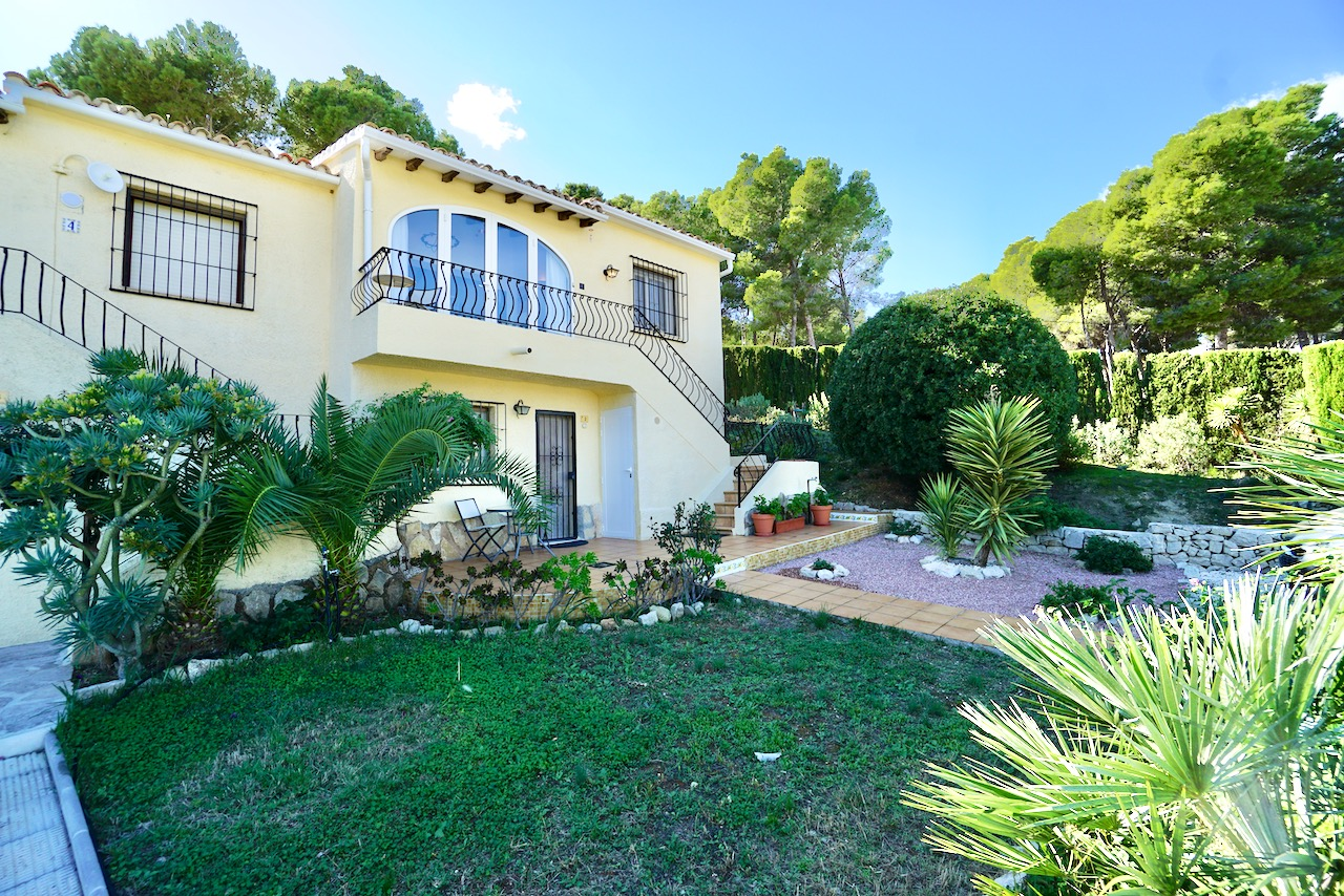 3 Bedroom Town house in Moraira
