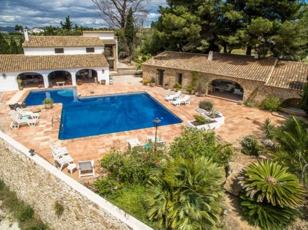 5 Bedroom Finca / Country House in Benissa