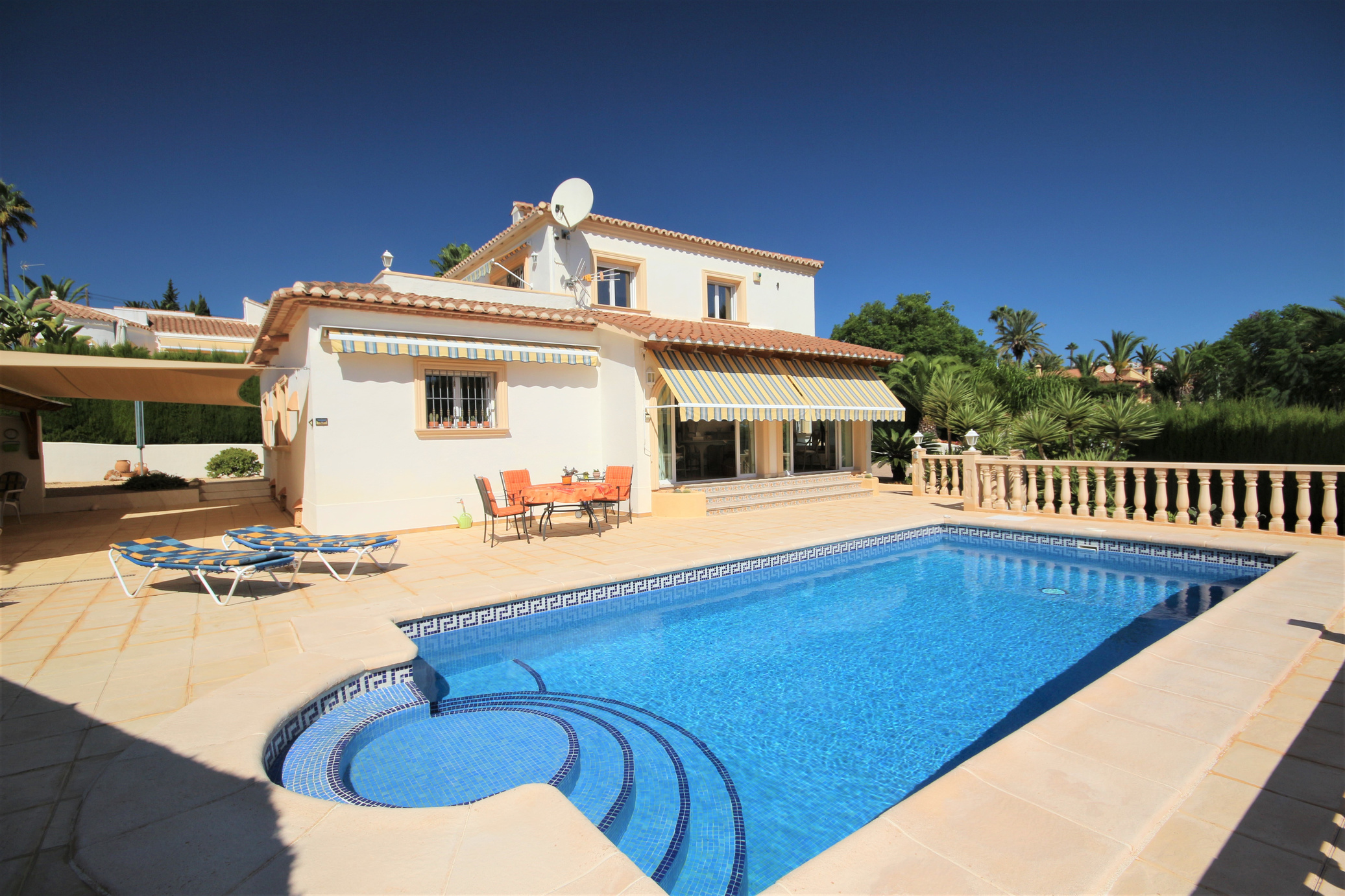3 Bedroom Villa in Calpe