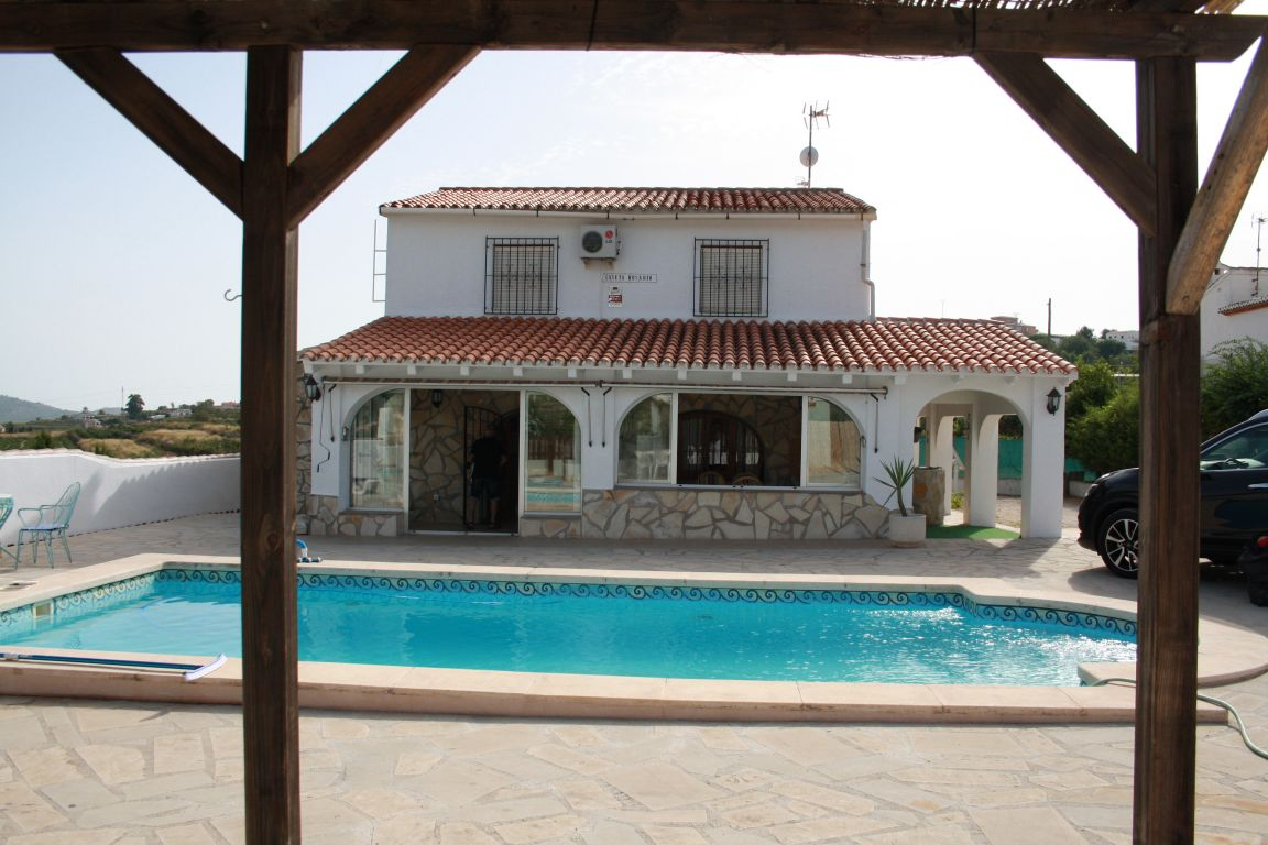 5 Bedroom Country House in Benitachell