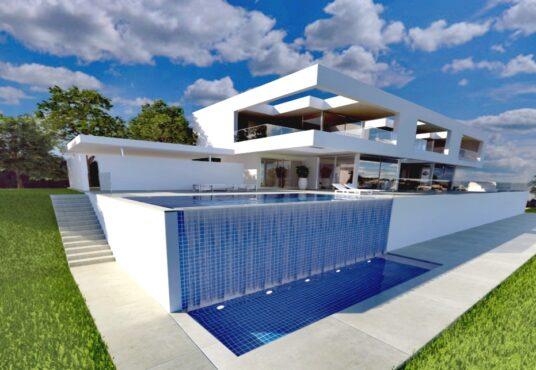 5 Bedroom Villa in La Sella