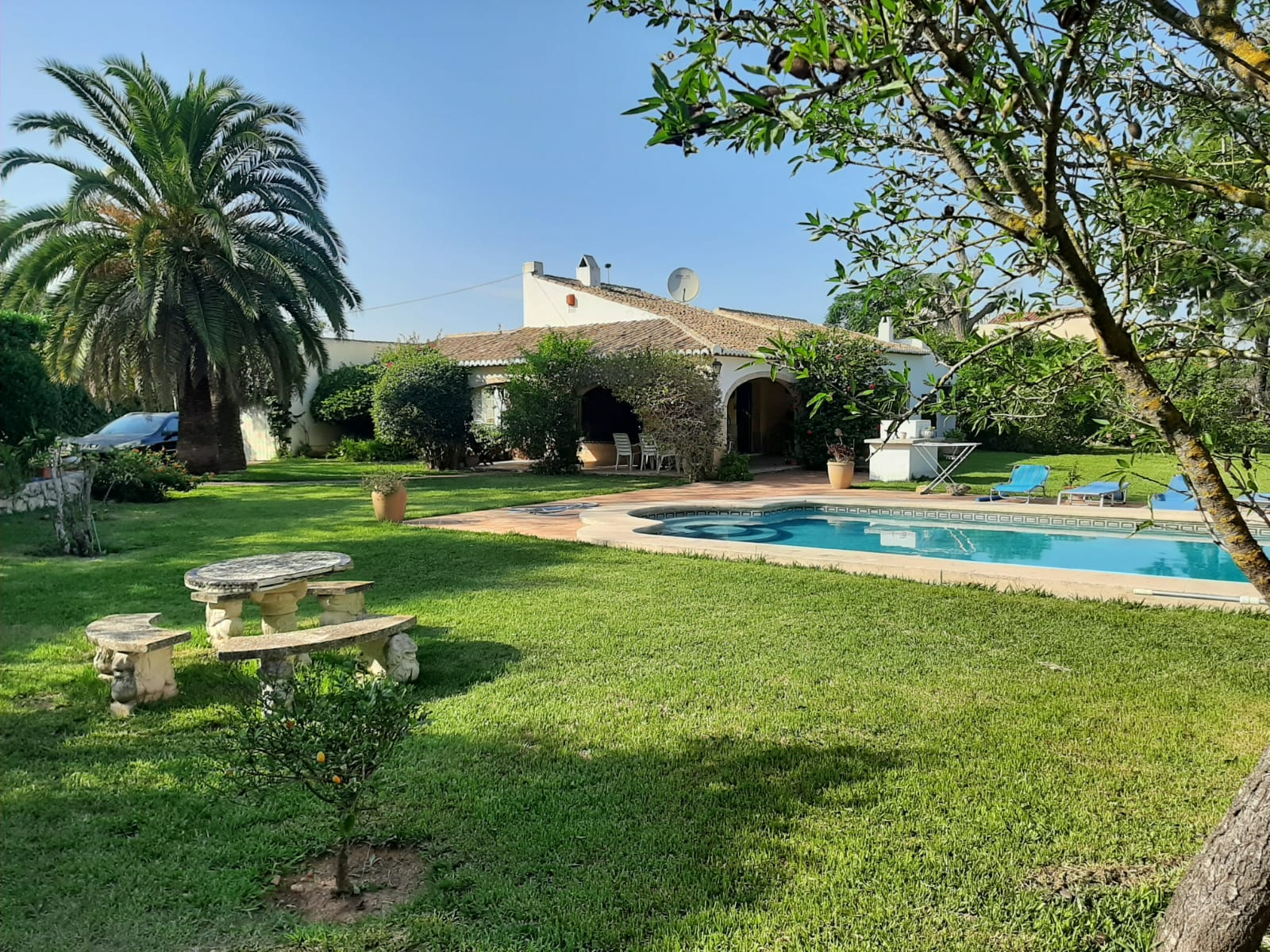4 Bedroom Finca / Country House in Javea