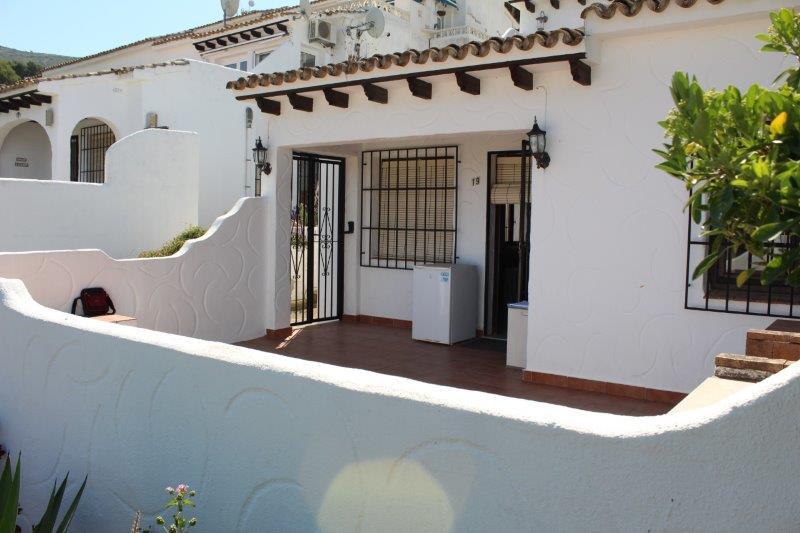 2 Bedroom Bungalow in Moraira