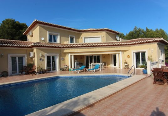 7 Bedroom Villa in Javea