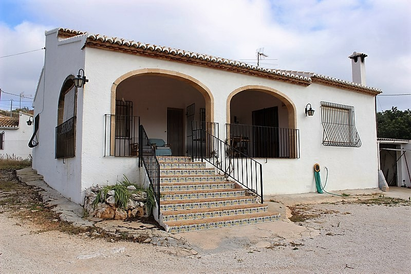 3 Bedroom Finca / Country House in Gata de Gorgos