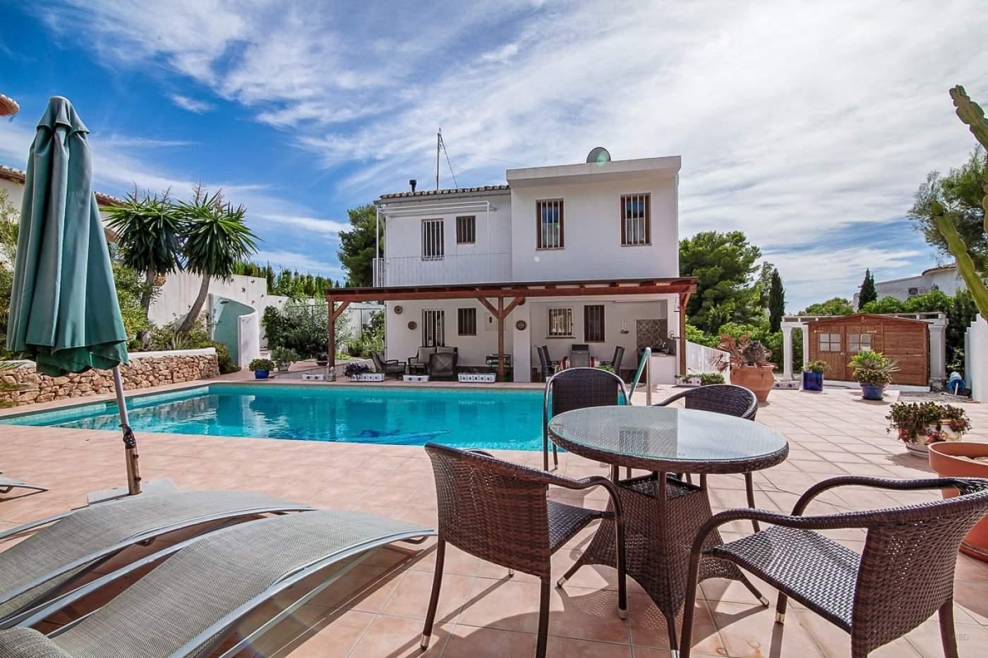 5 Bedroom Villa in Benissa Costa