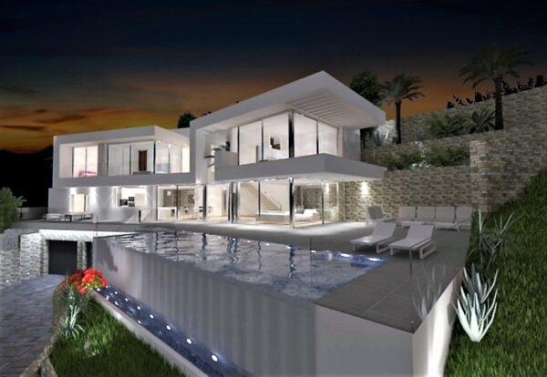 4 Bedroom Villa in El Portet