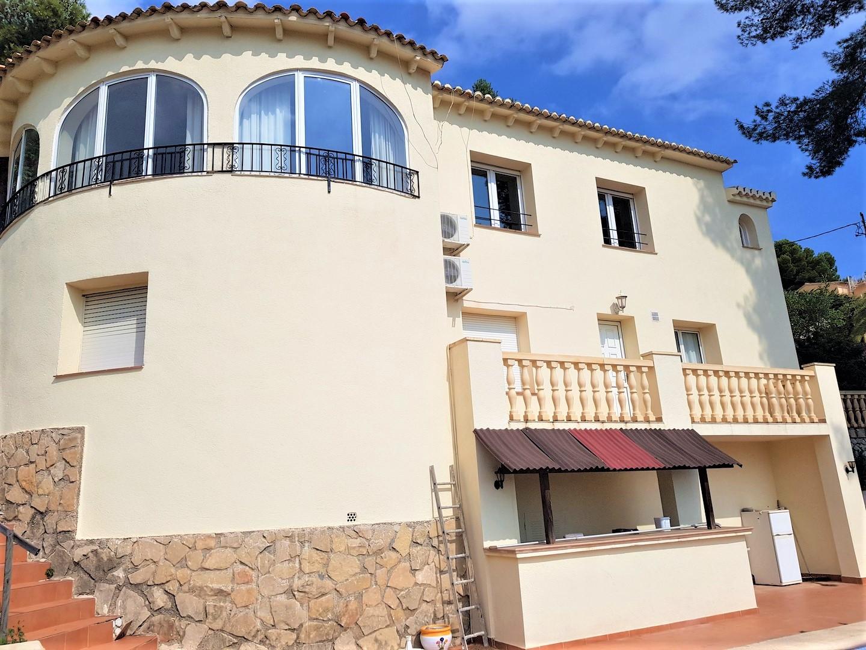 7 Bedroom Villa in Benissa Costa