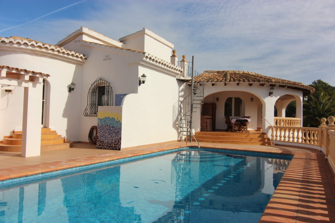 6 Bedroom Villa in El Portet