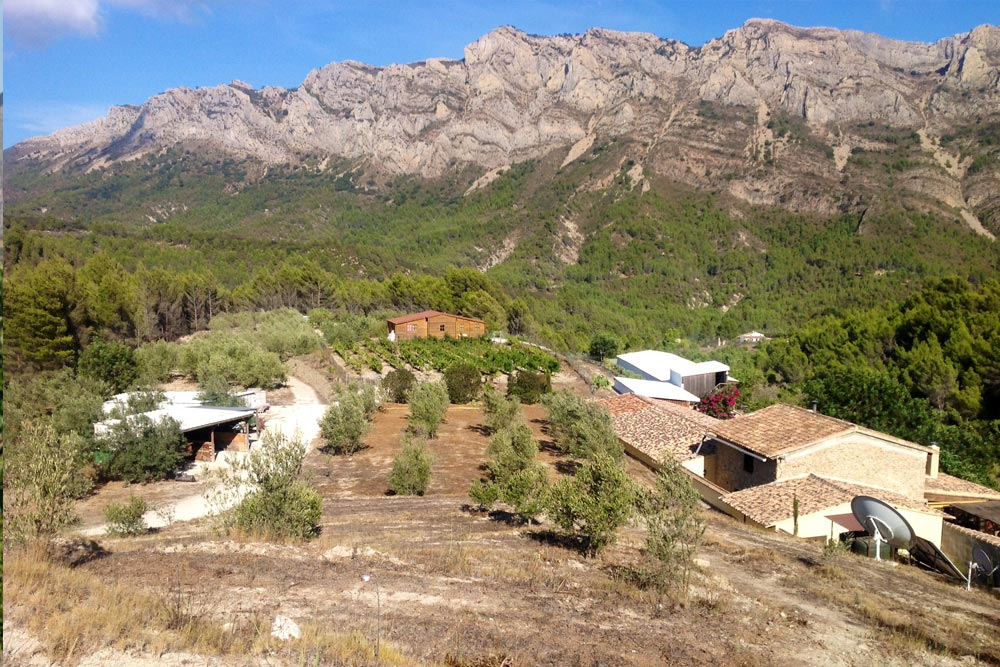 5 Bedroom Finca / Country House in Calpe