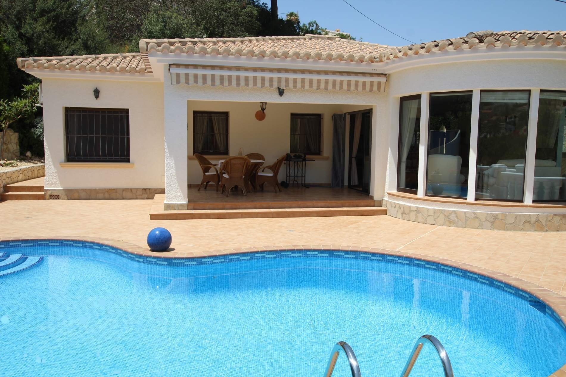 2 Bedroom Villa in Benissa Costa