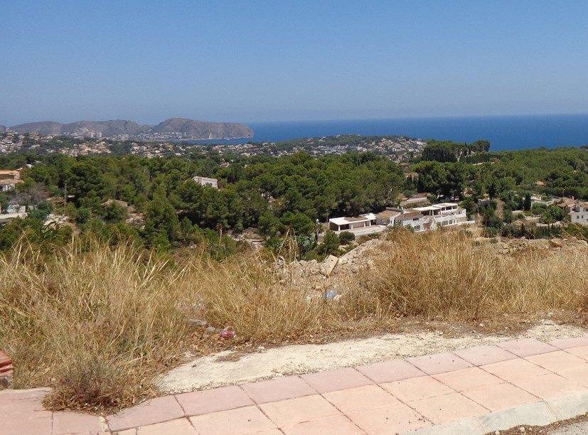 Land in Benissa Costa