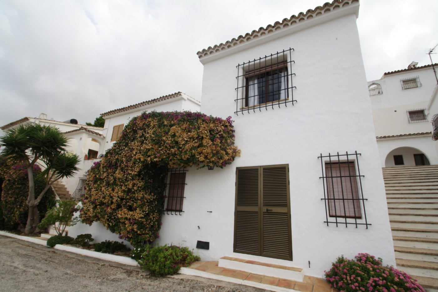 4 Bedroom Town house in Benitachell