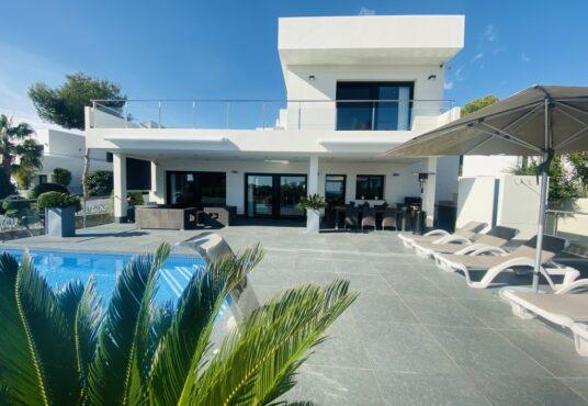 5 Bedroom Villa in Moraira