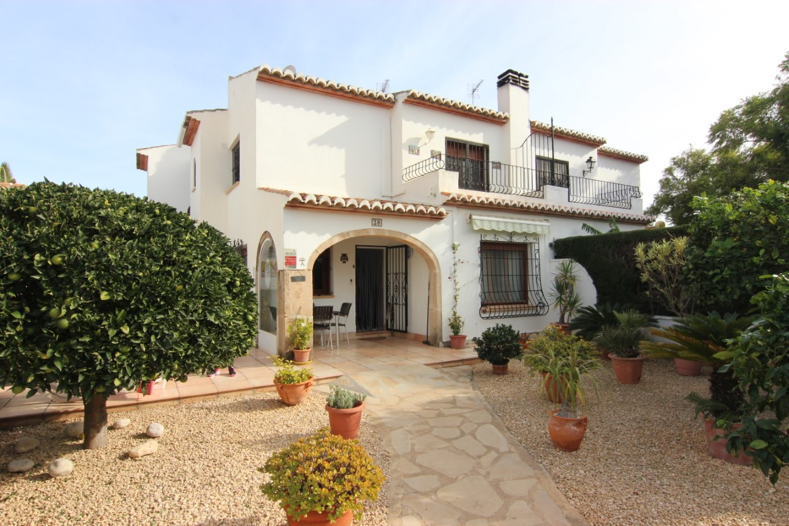 2 Bedroom Town house in Javea