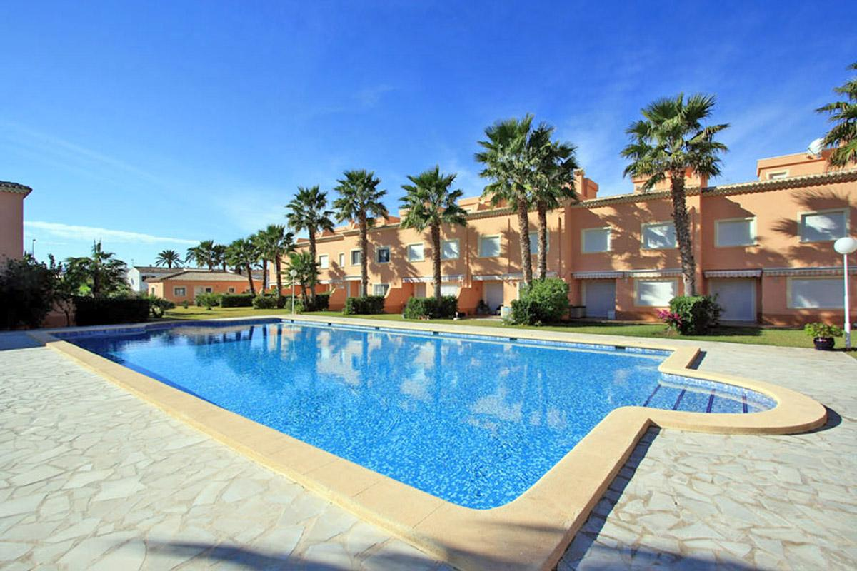 3 Bedroom Town house in Denia