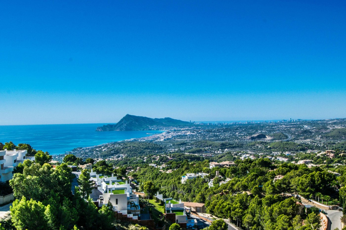 4 Bedroom Town house in Altea