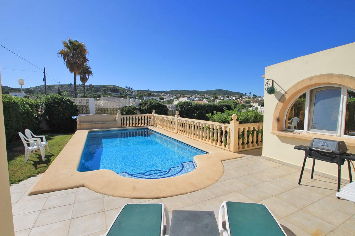 3 Bedroom Villa in Javea