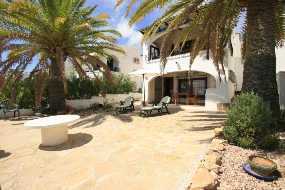 4 Bedroom Bungalow in Moraira