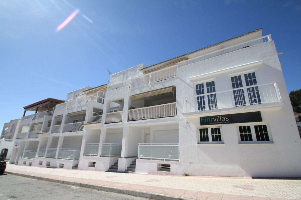 3 Bedroom Apartment in Moraira
