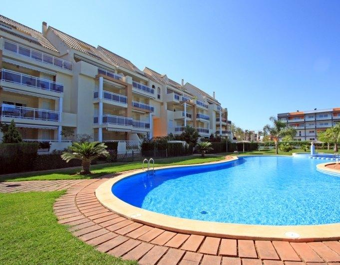 3 Bedroom Apartment in Denia