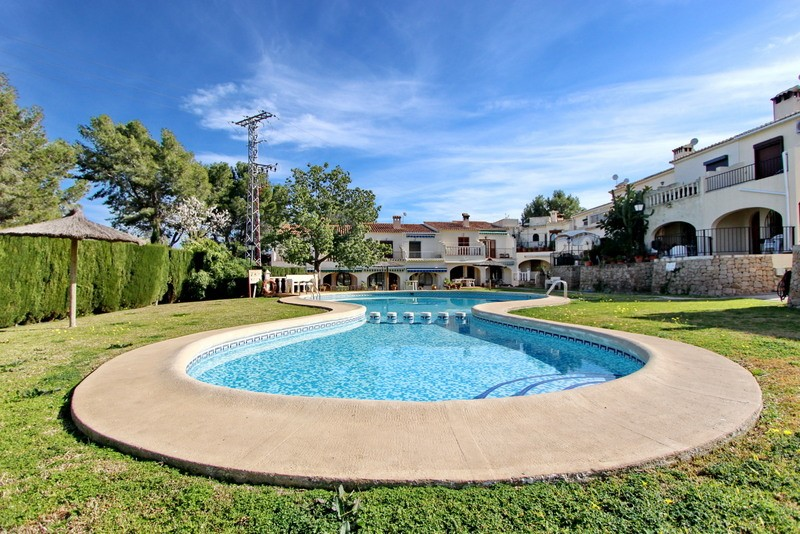 2 Bedroom Town house in Denia