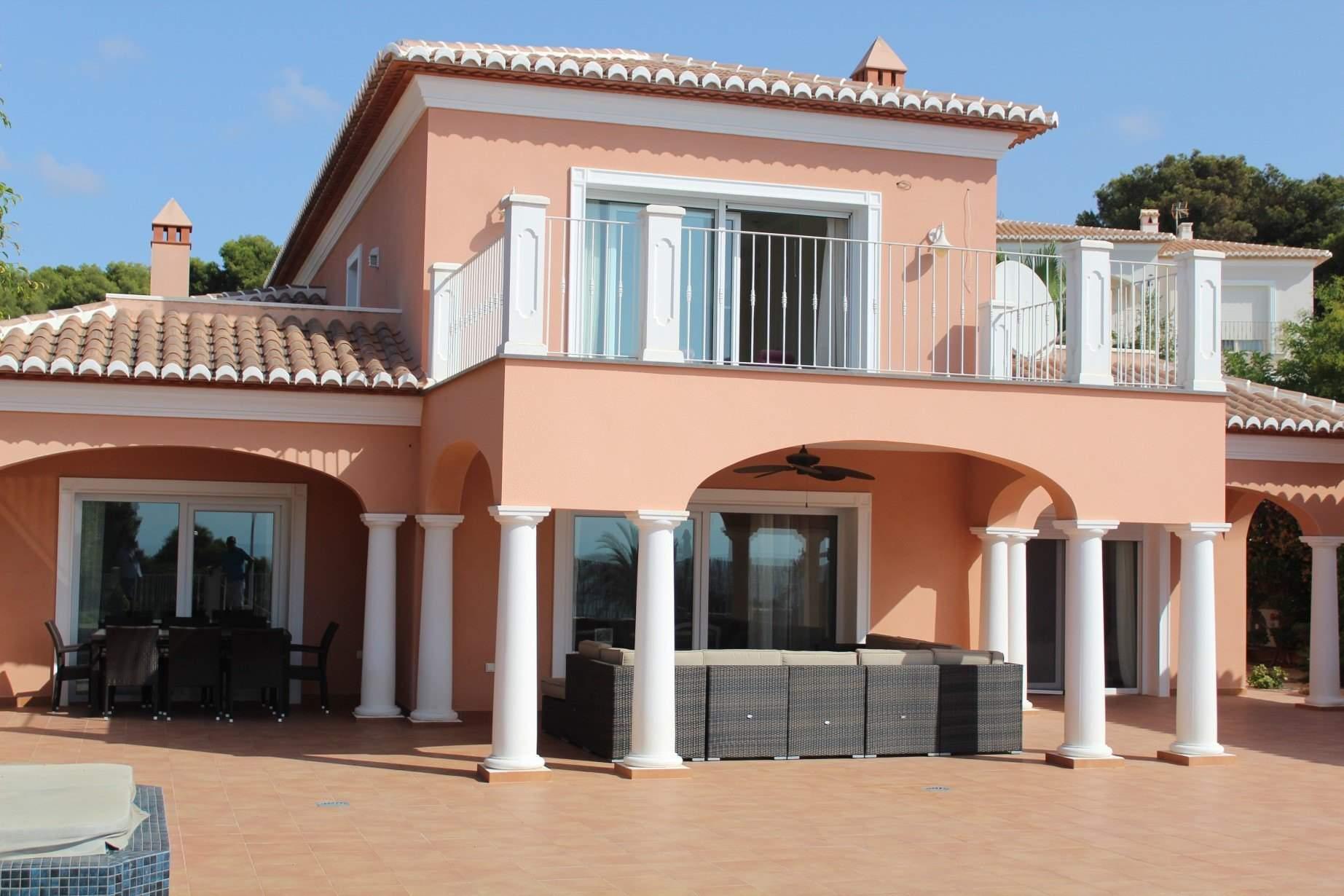 4 Bedroom Villa in Moraira
