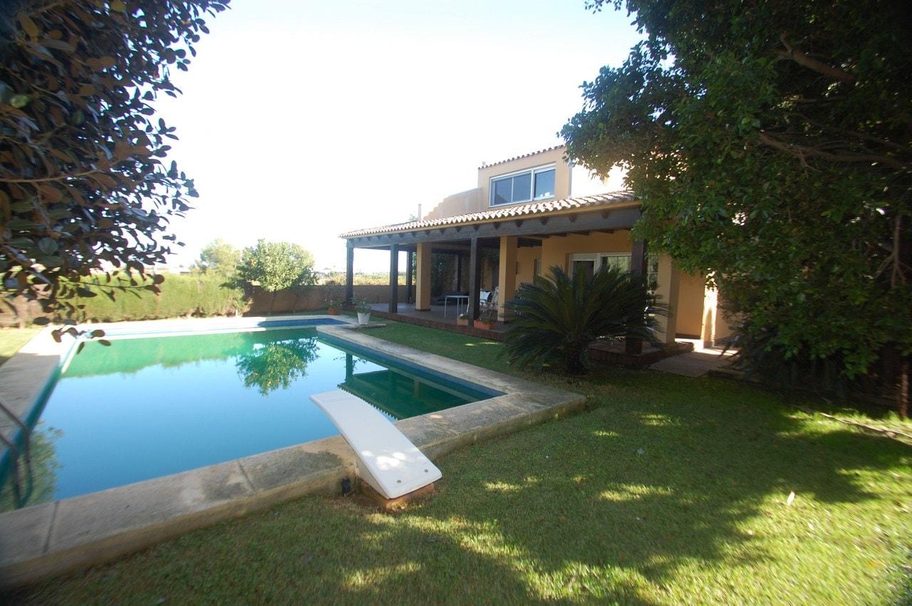 4 Bedroom Villa in Els Poblets
