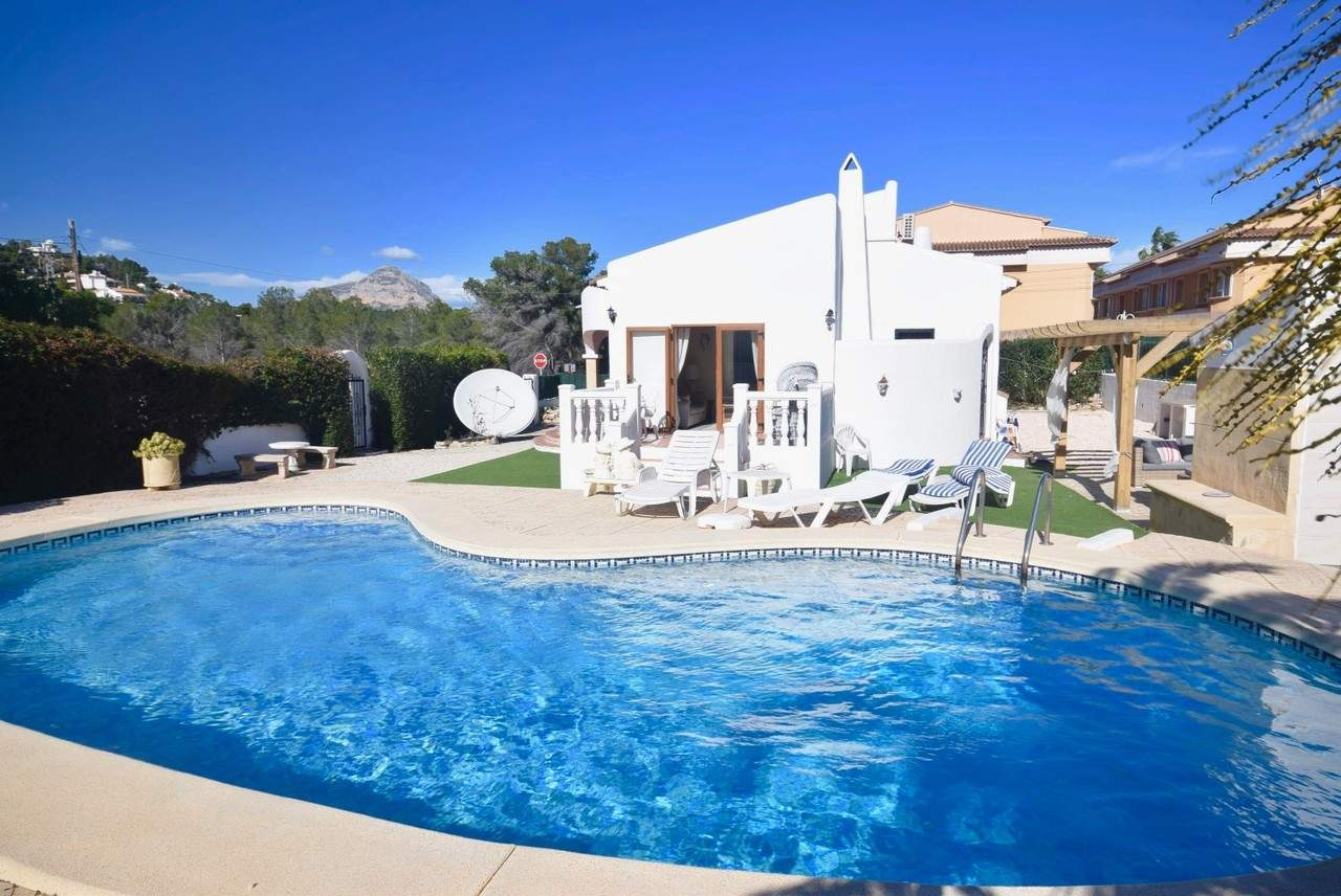 2 Bedroom Villa in Javea