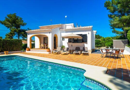 2 Bedroom Villa in Javea
