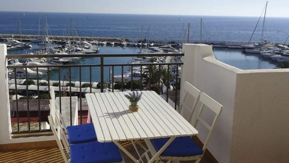 2 Bedroom Apartment in Moraira