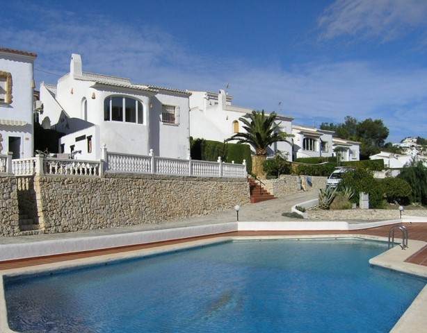 2 Bedroom Villa in El Portet