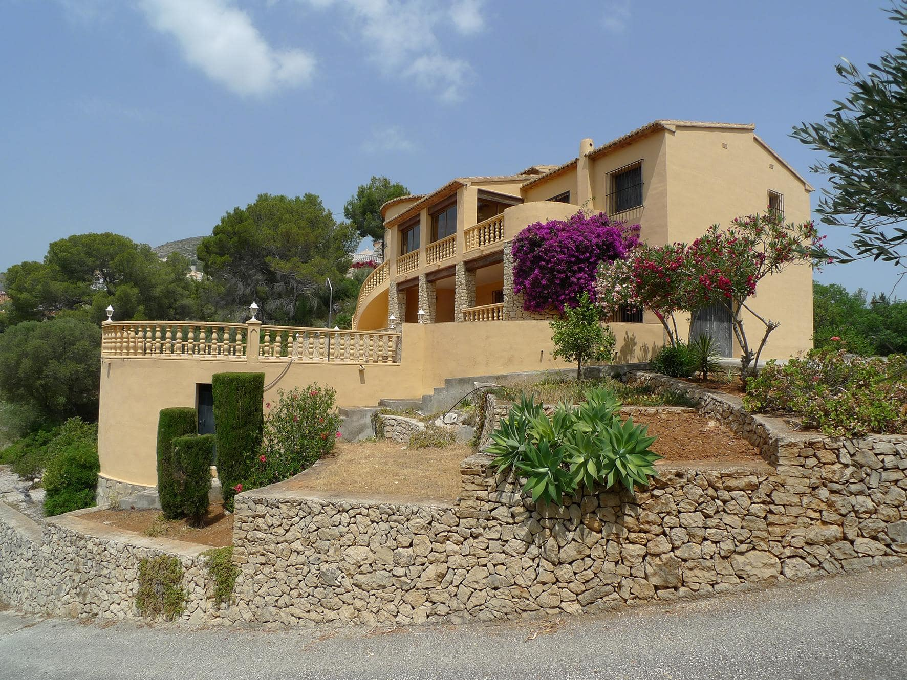 3 Bedroom Villa in Jalon