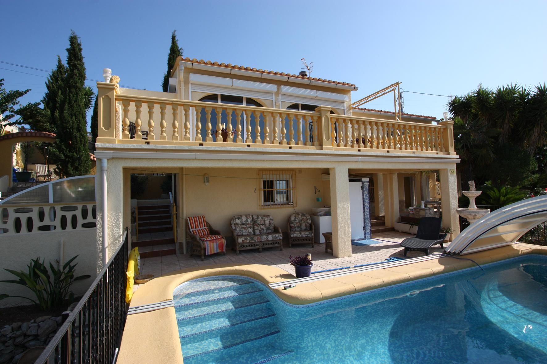 4 Bedroom Villa in Pedreguer