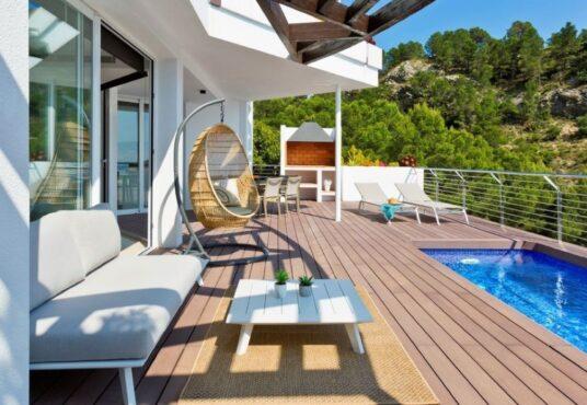 3 Bedroom Villa in Altea