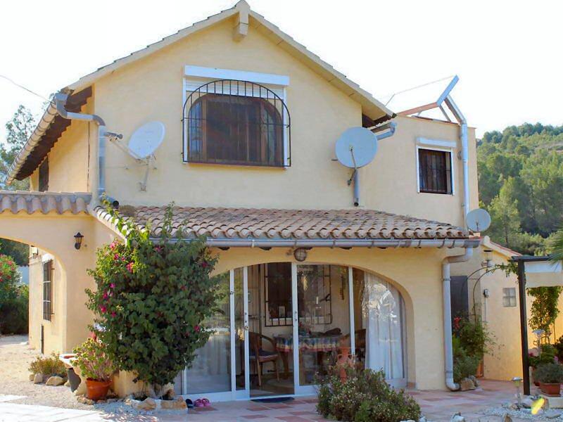 4 Bedroom Villa in Jalon