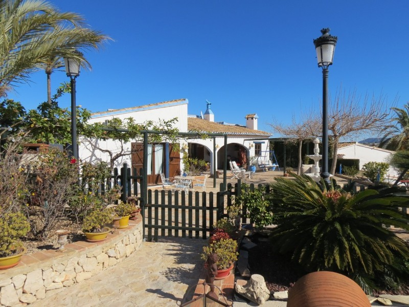 3 Bedroom Finca / Country House in Benissa