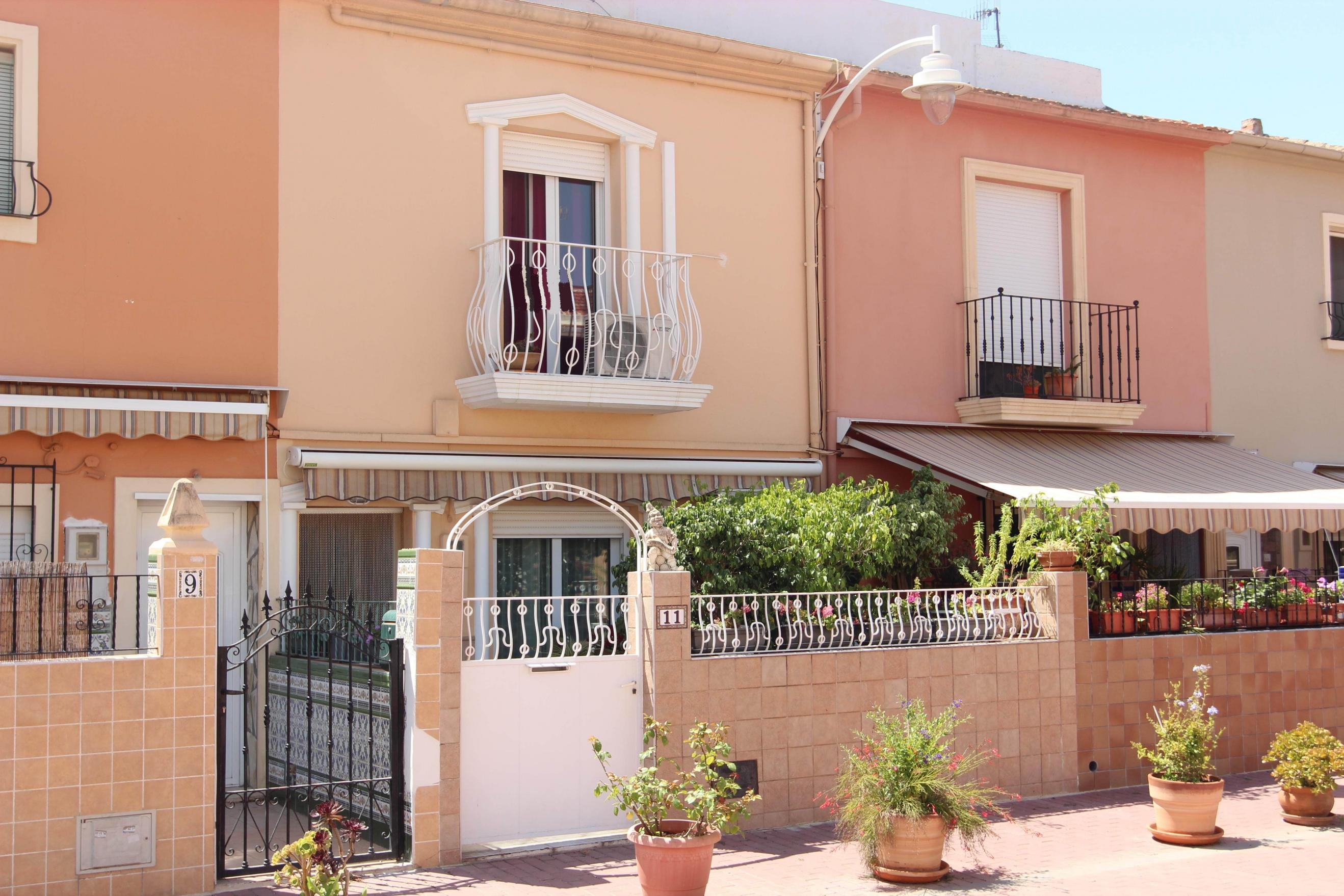 4 Bedroom Town house in Javea