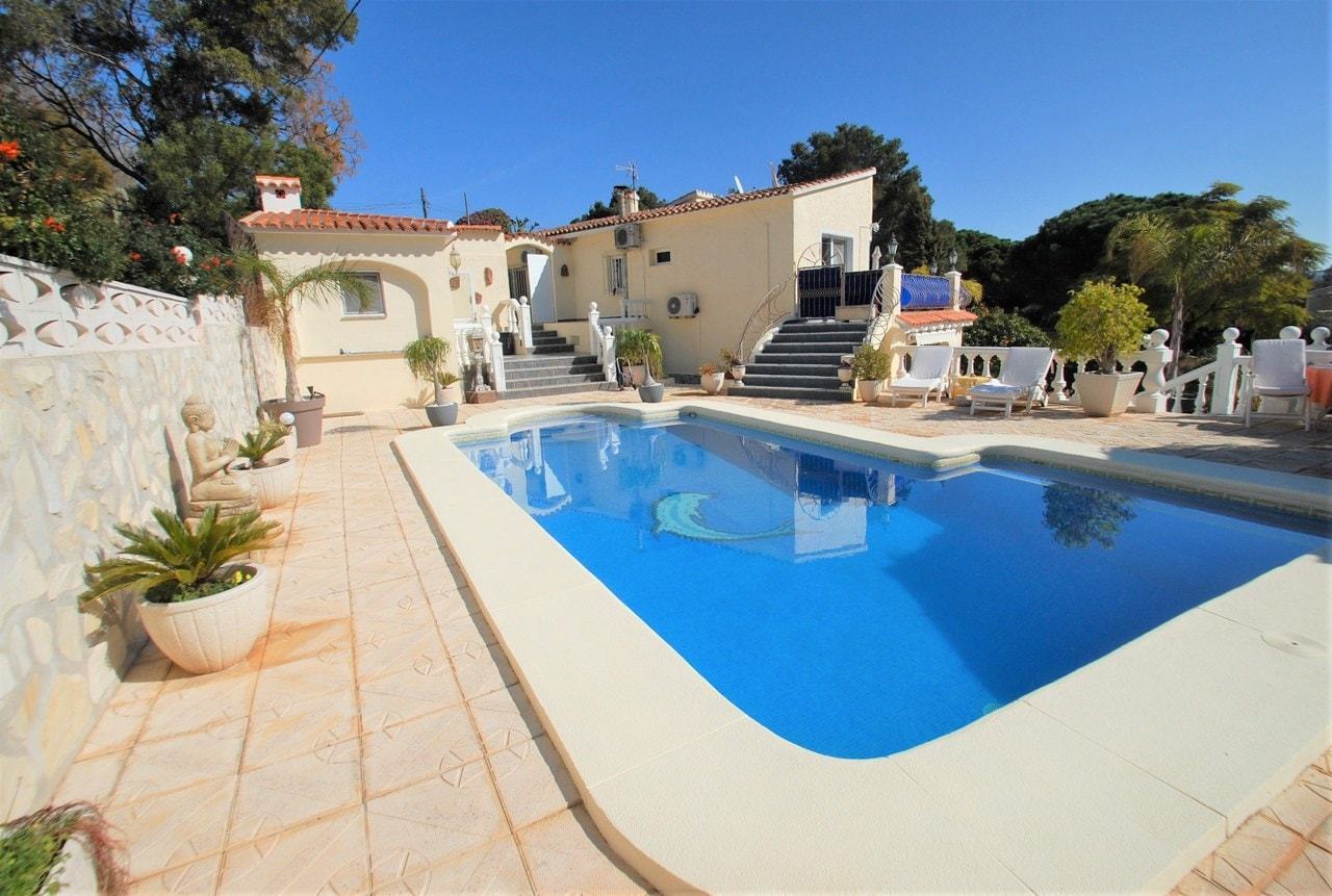 5 Bedroom Villa in Denia